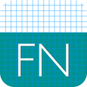 FieldNote Handwriting Note App - Graph Paper